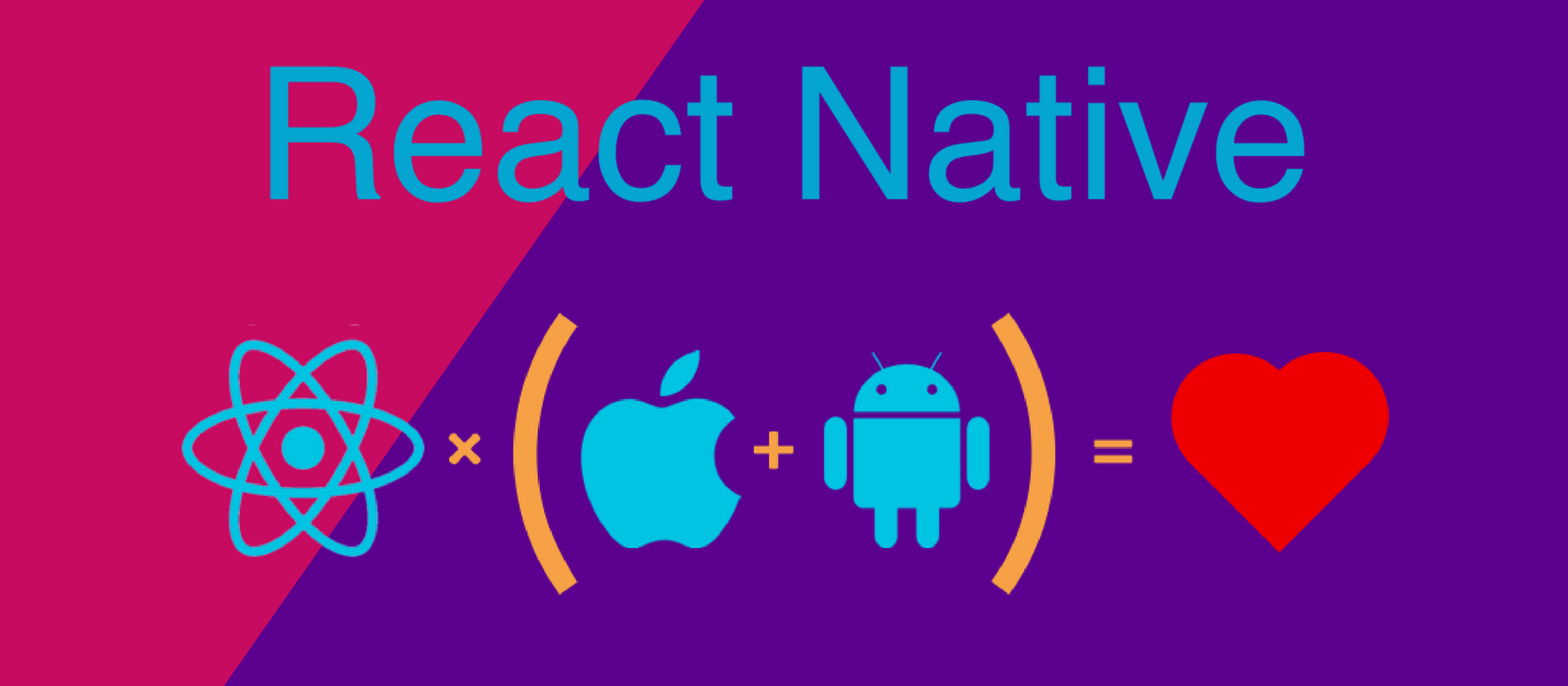 React Native - Build native Android/iOS apps using React