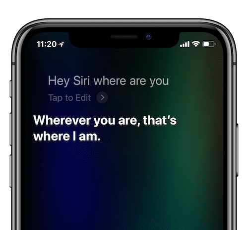 Siri is a virtual assistant provided by Apple